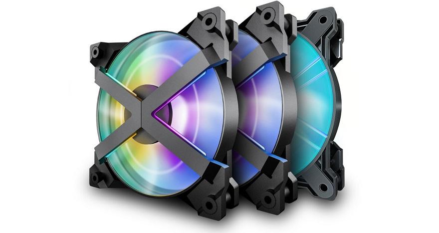 deepcool X-Frame MF120 GT A-RGB Fans