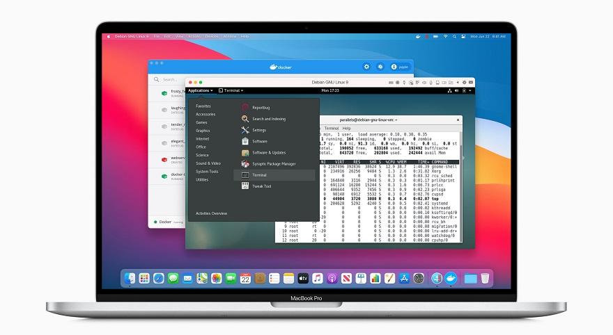 apple mac CPU