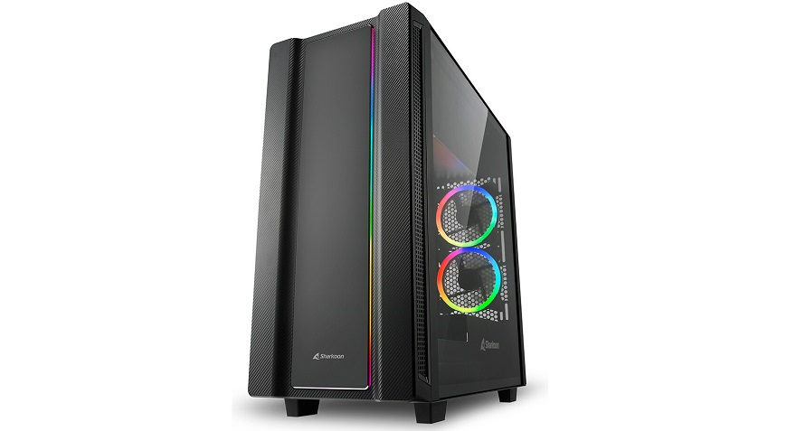 sharkoon REV pc case chassis
