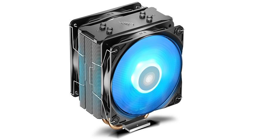 deepcool gammaxx 400 pro cpu cooler