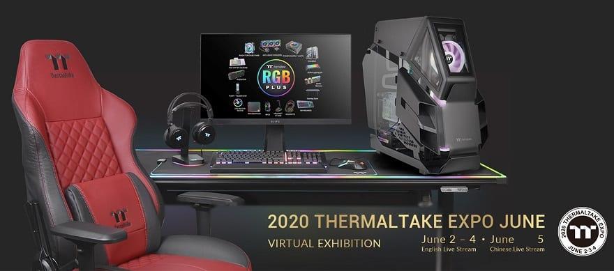 thermaltake expo