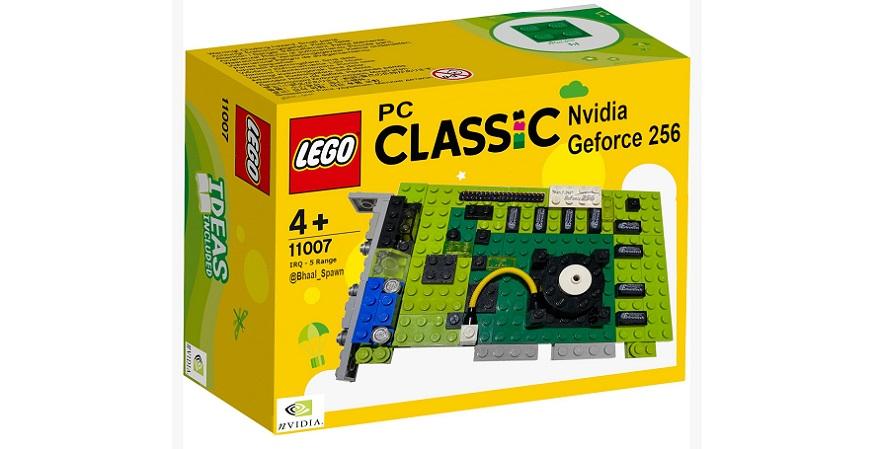 lego nvidia 256