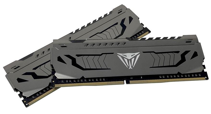 Patriot Viper Gaming 32GB VIPER STEEL SODIMMs UDIMMs