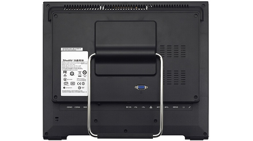 Shuttle Announces Fanless All-in-One PCs with Intel Core i3 processor