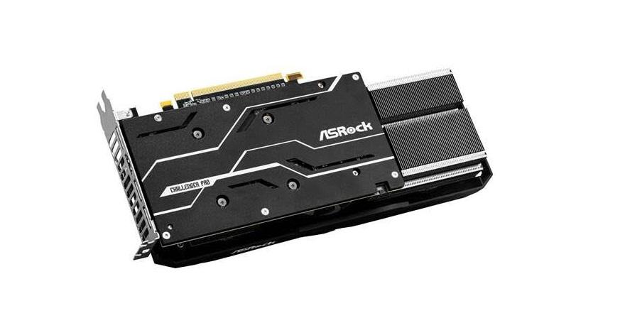 asrock Radeon RX 5600 XT Challenger Pro 6G OC Graphics Card