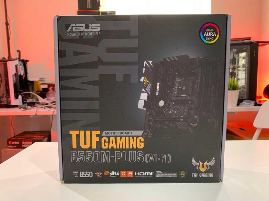 ASUS B550 TUF Gaming 1