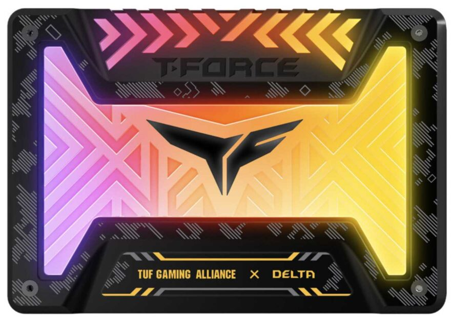 Team Group Reveal ASUS TUF Gaming Alliance SSDs