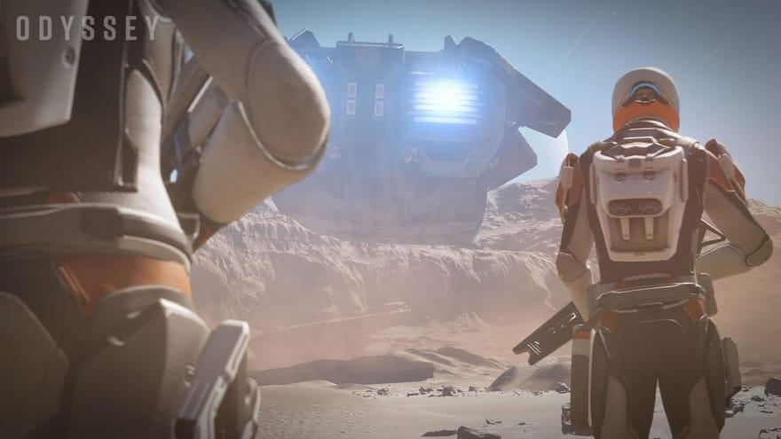 Elite Dangerous: Odyssey Heading to PC Early 2021