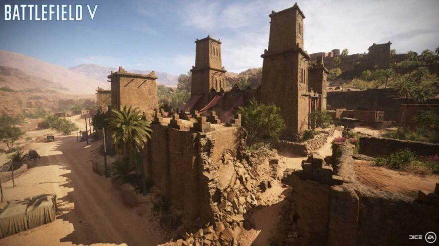 Battlefield V Summer Update Changelog Released