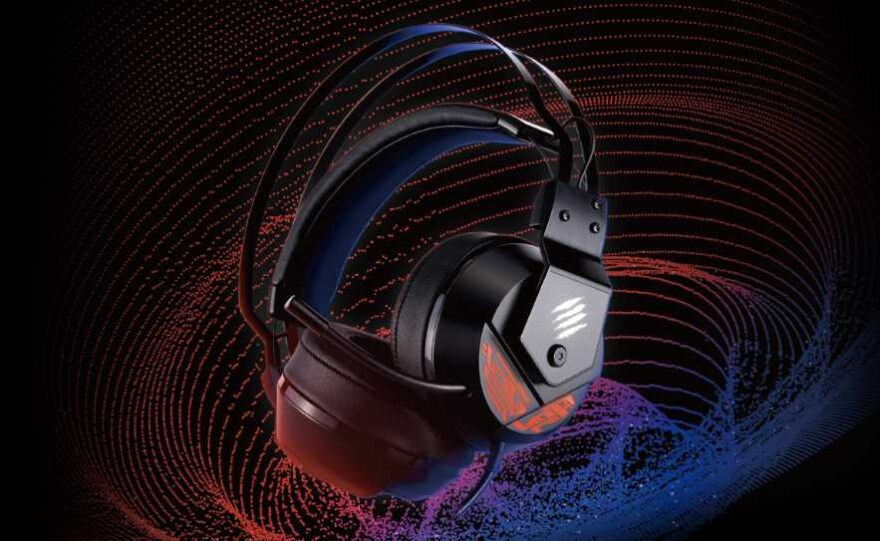 Mad Catz F.R.E.Q.4 Gaming Headset Review