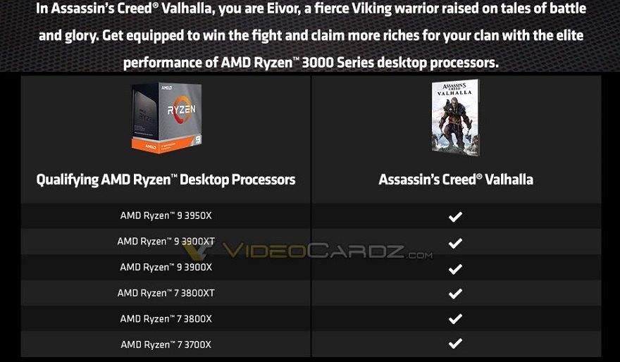 assassin's creed valhalla amd