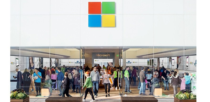 microsoft store physical store