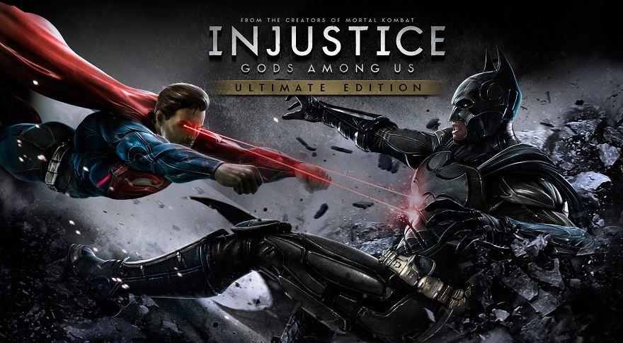 'Injustice: Gods Among Us'