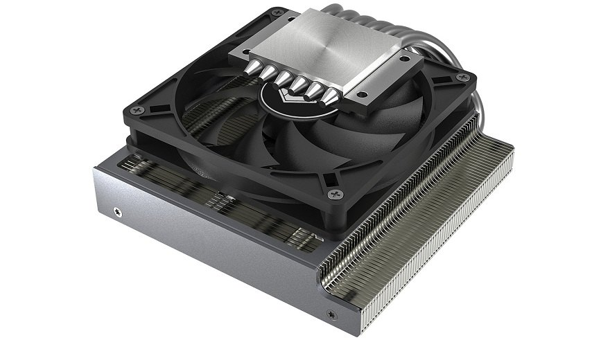 ID-COOLING IS-47K 47mm Low Profile CPU Cooler
