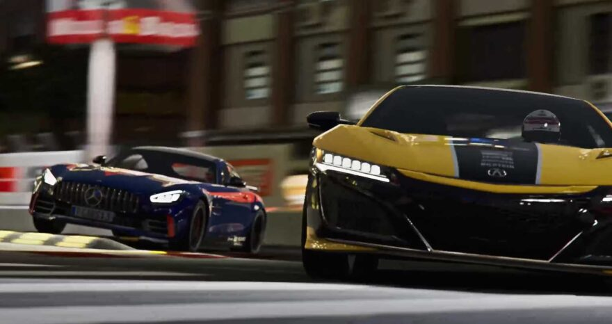 Project CARS 3 Coming Very Soon - In-Engine Trailer Released!