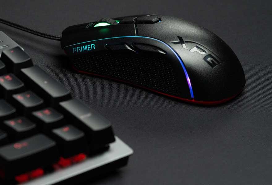 ADATA XPG PRIMER Gaming Mouse Revealed
