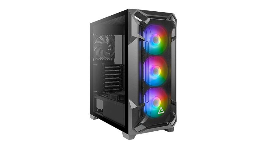 antec DF600 FLUX Mid-Tower Case