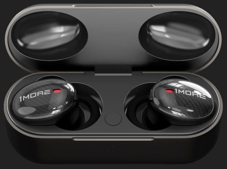 1MORE True Wireless ANC In-Ear Headphones Review