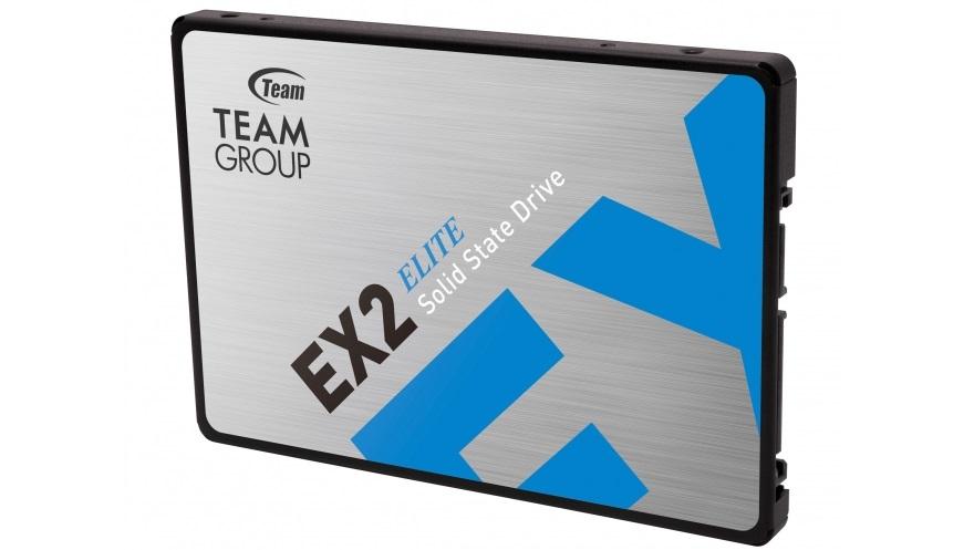 "team group EX Series 2.5"" SATA SSD"