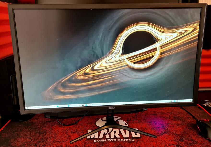"piXL 28"" LED 4K Monitor Review - Affordable 4K?"