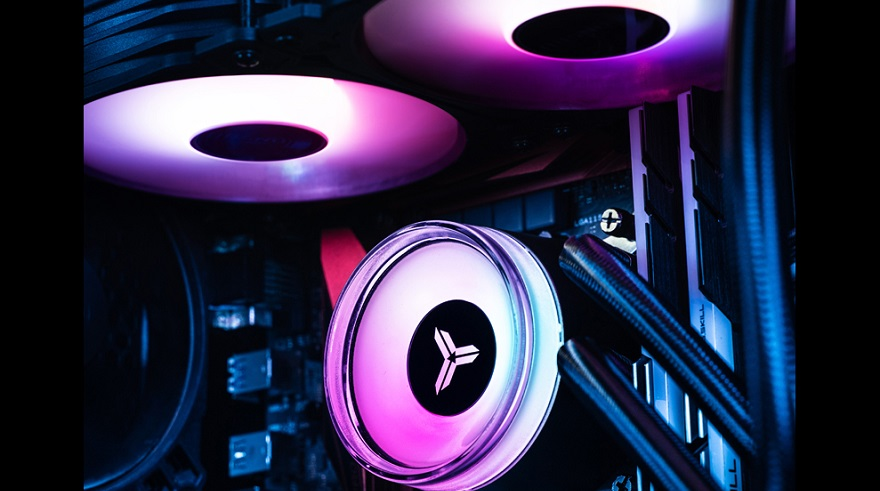 jonsbo TW2 Pro Color Series AIO CPU Coolers