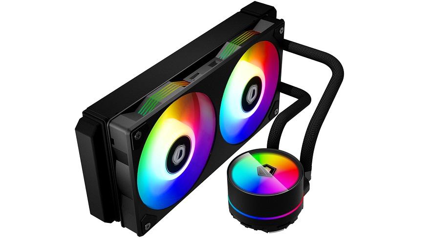 id-cooling IceFlow 240 ARGB CPU Cooler