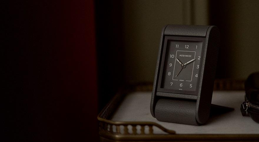 alarm clock The HODINKEE Eight-Day Travel Clock
