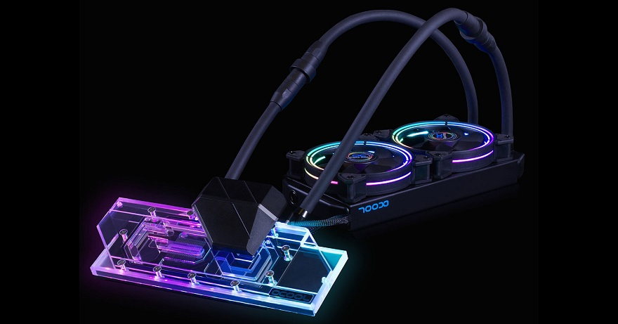 alphacool Alphacool Launches the Eiswolf 2 Full Cover GPU AIO
