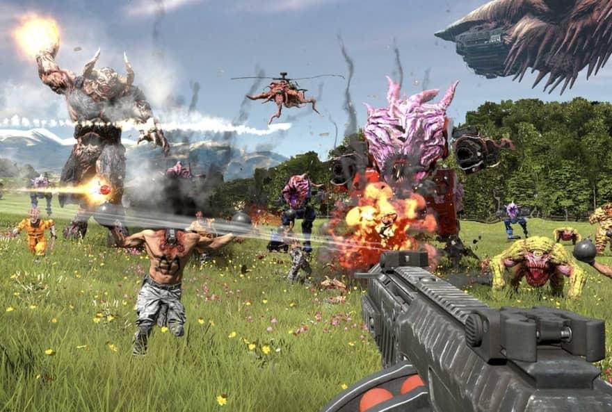 Devolver Digital Hosting E3 Replacement Stream - July 11th