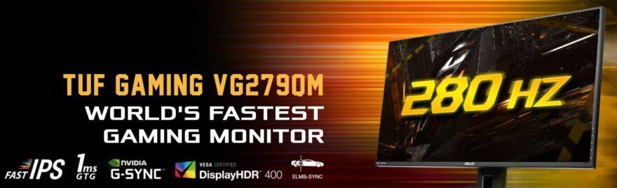 ASUS TUF Gaming VG279 Gaming Monitor ReviewASUS TUF Gaming VG279 Gaming Monitor Review