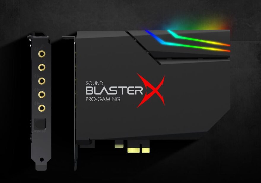 Creative AE-5 Plus PCIe DAC and Amp Review