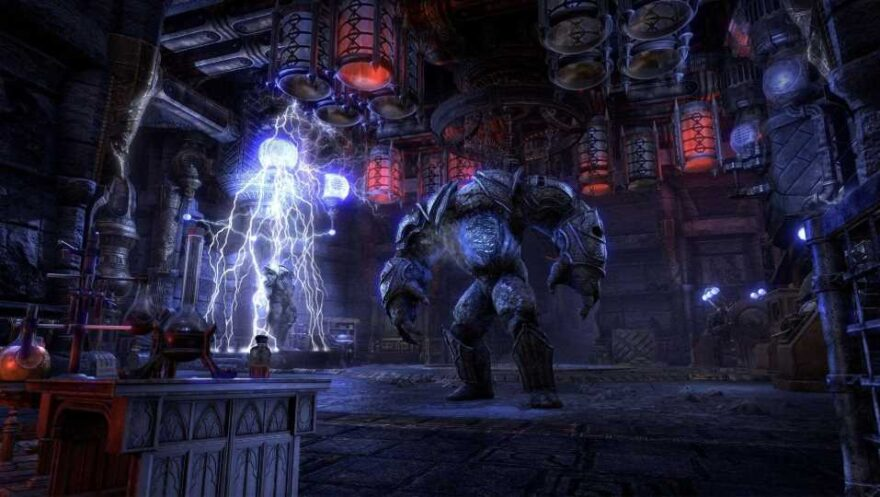 ESO Stonethorn & Update 27 Preview Revealed
