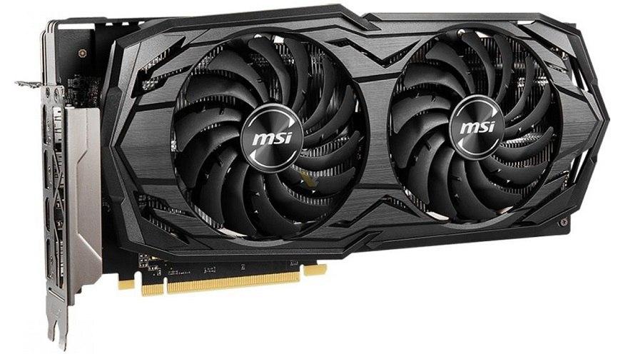 msi Radeon RX 5600 XT GAMING M(X) Series