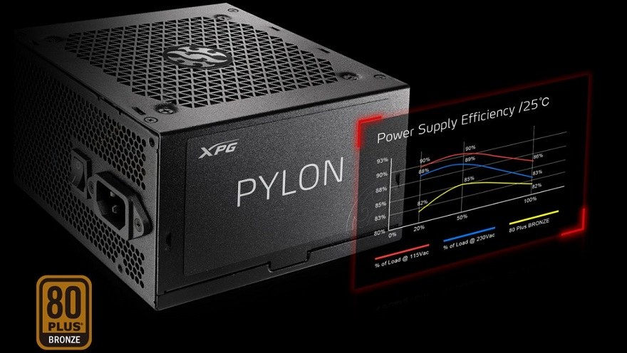 adata XPG PYLON Power Supplies