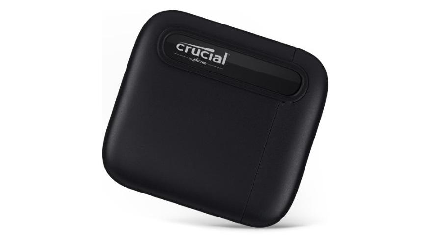 Micron Crucial X6 Portable SSD