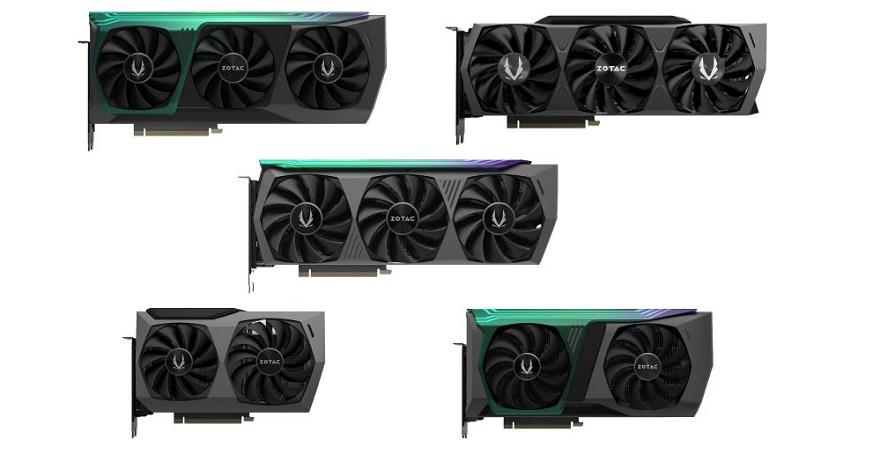 Zotac 3080 3090 Nvidia