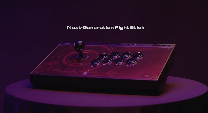 Mad Catz Unveils the EGO Arcade FightStick & C.A.T. 7 Gamepad