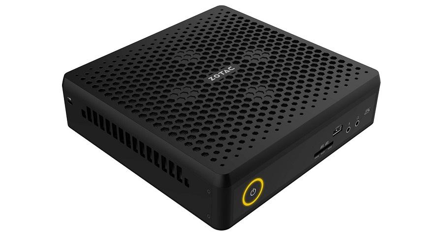 ZOTAC Announces the ZBOX QCM7T3000