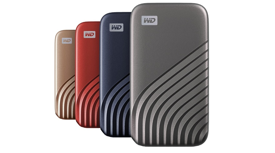 Western Digital Launches the My Passport SSD