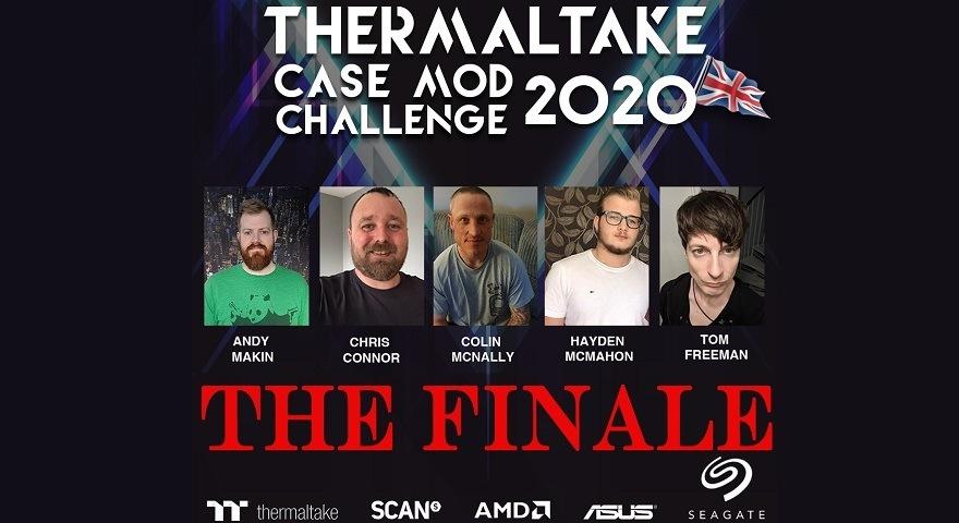 thermaltake case mod challenge 2020