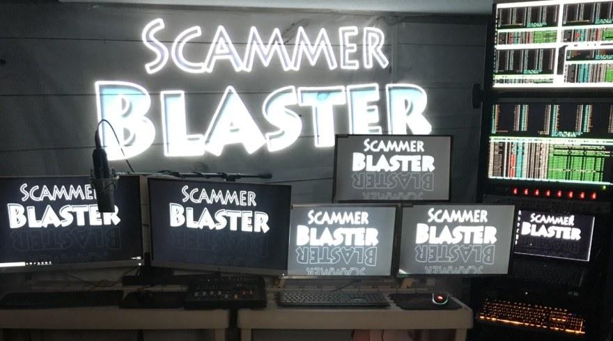 scam website scammer