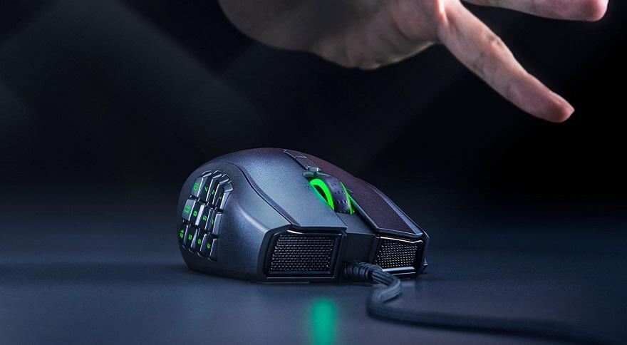razer Naga Gaming Mouse