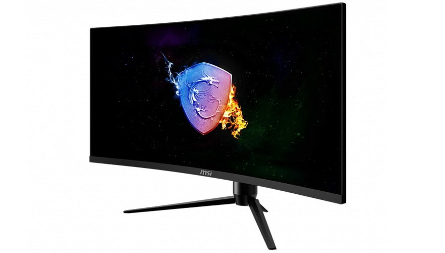 MSI Optix MAG342CQRV Curved 34-inch Monitor