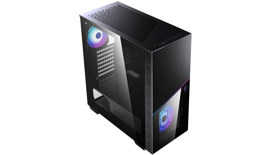 MSI MPG SEKIRA 100 Series Gaming PC Cases