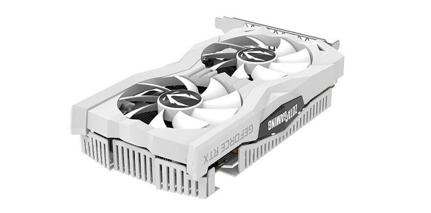 Zotac 2060 Super OC White Edition