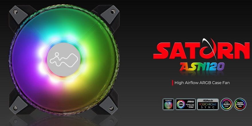 InWin Launches Saturn Series