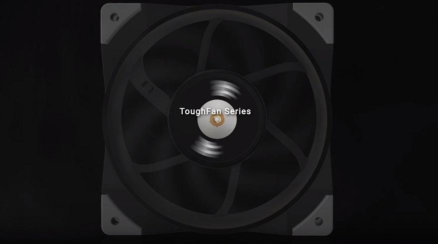 Thermaltake TOUGHFAN 12 High Static Pressure Radiator Fan