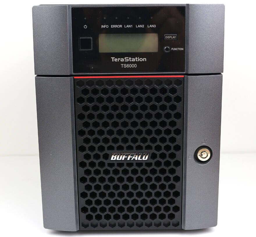 Buffalo TeraStation TS6400DN Photo view front