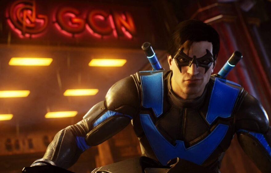 Warner Bros Reveal Gotham Knights Trailer