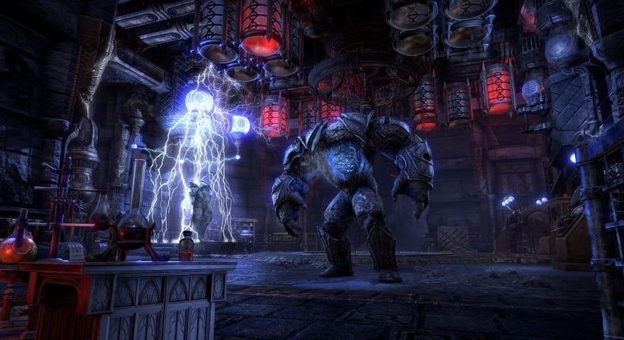 Elder Scrolls Online Blackreach